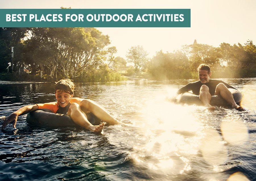 Best Places for Outdoor Activities in Gainesville, FL