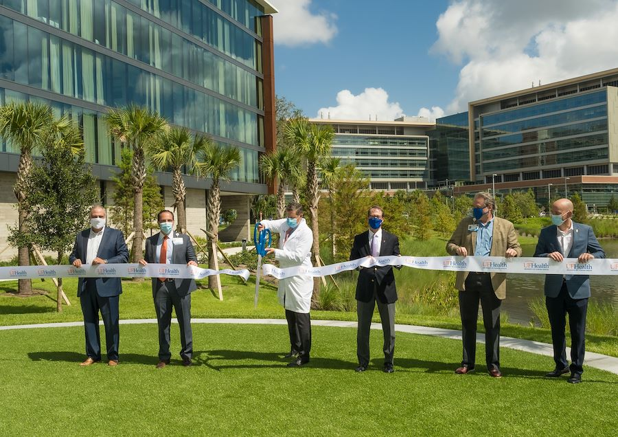 The official ribbon cutting video for Hotel ELEO at the University of Florida