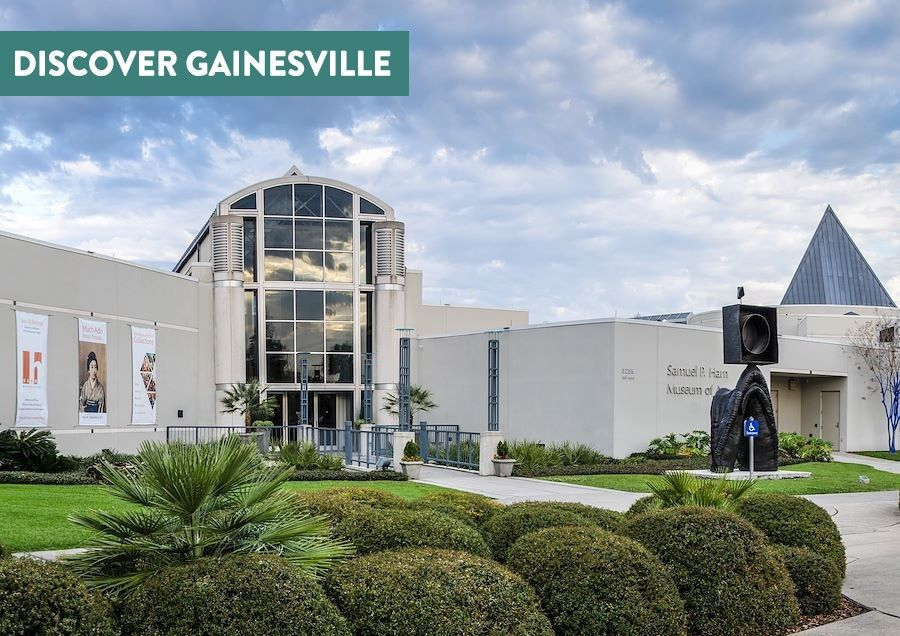 Gainesville, Florida - Explore History, Art, and Culture