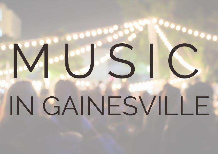 Music scene in Gainesville, Florida
