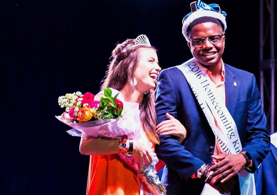 UF Homecoming Pageant winners 2016