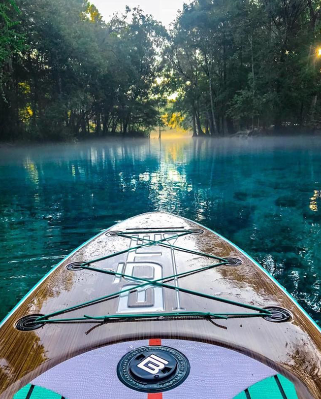 Springs Near Gainesville: Ginnie Springs